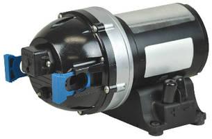 Diaphragm Pumps suit high-flow, high-pressure applications.