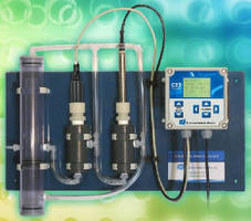Chlorine Analyzer eliminates pH sampling systems, reagents.