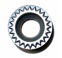 Insert Grade maximizes titanium turning productivity.
