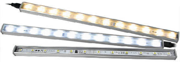 LED Light Bar features built-in dimming circuit.