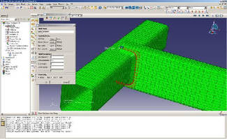 Simulation Software helps improve reliability of welded joints.