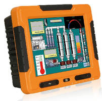 Panel PCs feature intelligent battery technology.