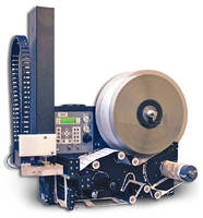 Printer Applicator unites packing slip and shipping label.
