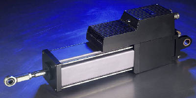 Electro-Mechanical Actuators featrue AC-powered design.