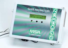 MSA's New Gas Monitor Remote Display