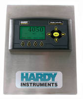 Hardy Instruments' HI 4050 Controller Now Available in Factory Configured Enclosure