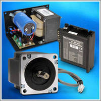 Stepping Motors/Drives suit motion control applications.