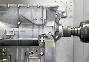 "MQL (Minimum Quantity Lubrication) ""Green Machining"" Improves Part Quality, Cuts Piece Processing Cost for Ford Van Dyke Transmission Plant"