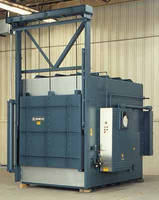 Electric Tempering Furnace operates at 1,450°F.