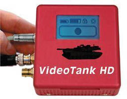 HD H.264 Recorder offers CF-based removable storage.