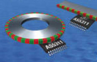 Linear Hall Encoder offers submicron resolution.