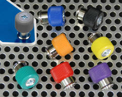 Colored Screw Fasteners are offered in 3 mounting styles.
