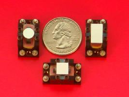 Resonant Optical Scanner features sub-miniature design.