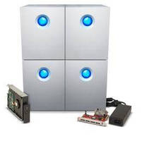 Video Storage Systems offer capacities up to 32 TB.