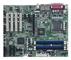 ATX Motherboard balances performance and energy efficiency.