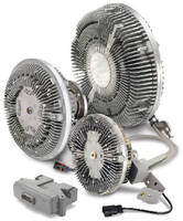 Fan Drives and Controller reduce fuel consumption and noise.