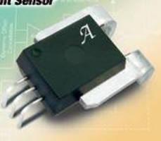 Current Sensor offers 120 kHz bandwidth.