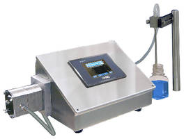 Benchtop Filling Machine is optimized for versatility.