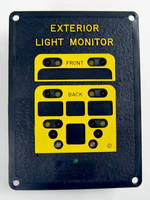 Doran's Universal Exterior Light Monitor Help to Keep School Buses Operating Safely