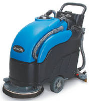Floor Scrubber can clean 12,700 ft² of flooring per hour.