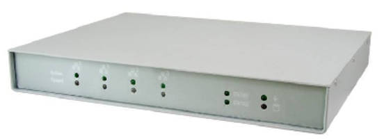 Fanless Desktop NSAs suit SOHO and SMB applications.