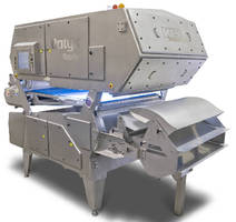 Optical Sorting System is designed for whole potatoes.