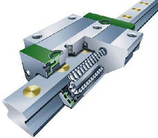 Linear Guidance Systems offer lubricant metering valves.