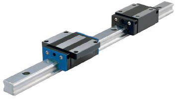Runner Blocks and Rails provide reliable linear motion.