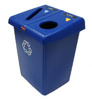 Two-Stream Recycling Station encourages compliance.