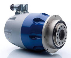 Actuators offer maximized power density.