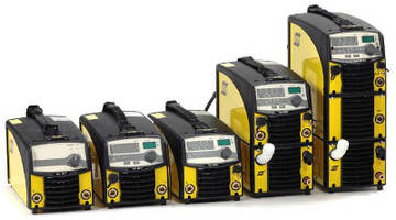 ESAB Expands Caddy Family of Welding Power Supplies