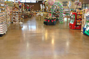 Don't Cry over Spilled Wine or Condiments or...Protect Concrete Floors from Staining