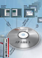 Multi-Display Link connects dozens of HMIs to one PC.