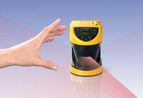 Safety Laser Scanner covers up to 48 zones.