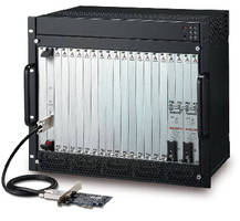 Bus Expansion Kit supports 7 devices in remote 6U chassis.