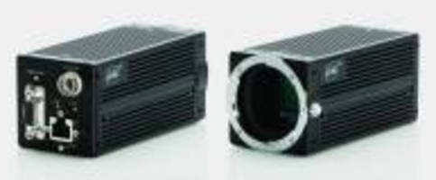Megapixel Cameras feature GigE Vision digital interface