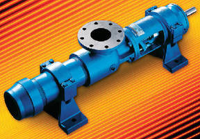 Progressing Cavity Pumps handle variety of applications.