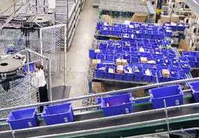 Consolidation Flow Rack System Helps Companies Improve Order Processing Efficiency