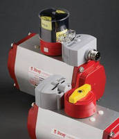 Valve Status Monitors offer DC, AC, or BUS network signaling.