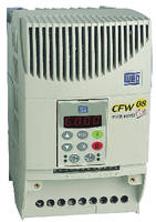 Variable Frequency Drive controls up to 4 pumps.