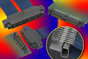 Cable Assembly maximizes signal integrity.