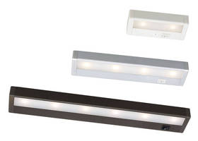 LED Lights are suited for undercabinet use.