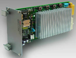 Machine Controller is offered with advanced drive module.