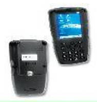 RFID Handheld Reader/Writer operates at 13.56 MHz.