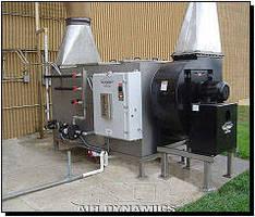 Air Pollution Unit suits commercial kitchen ventilation.