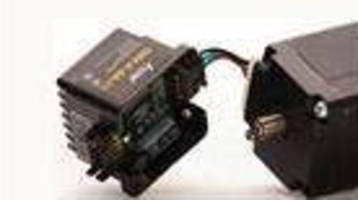 Microstep Motor features all-in-one NEMA 11 design.