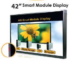 Digital Signage Displays support x86 processor technologies.