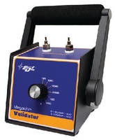 Resistance Validator eliminates in-lab, on-site guess work.