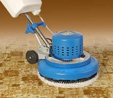Multi-Tasking Floor Machine operates from 200-300 rpm.