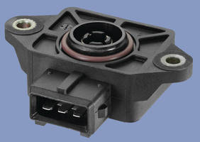 Rotary Position Sensors suit industrial/vehicle applications.